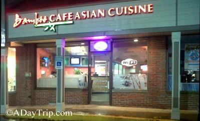 Bamboo Cafe in Brockton, MA Outside