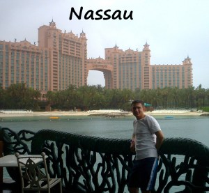 College Senior trip to the Caribbean - The Atlantis, Bahamas