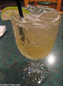The Fiest Margarita from Fiesta Mexican Restaurant - only $3