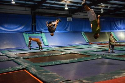 Skyzone trampoline park