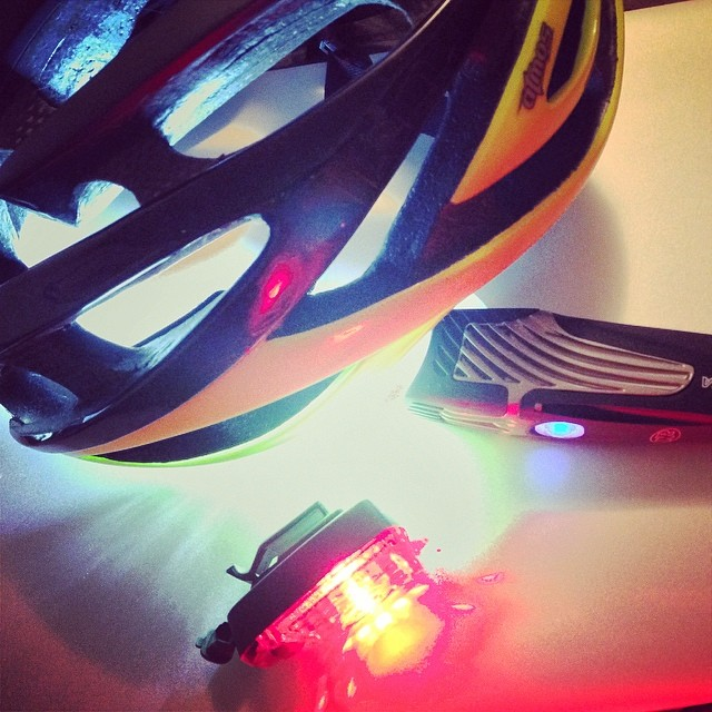 Bike brake lights