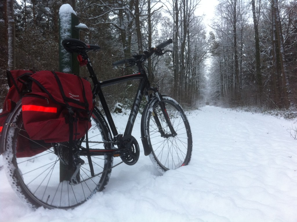 Cold Weather Biking