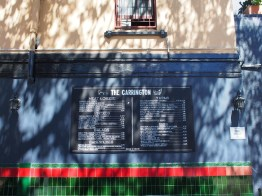 The carrington, Sydney.