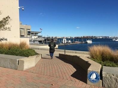 วิวจาก Harbor Walk
