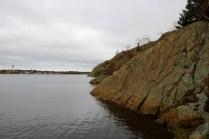 Ross Lake in Flin Flon, MB