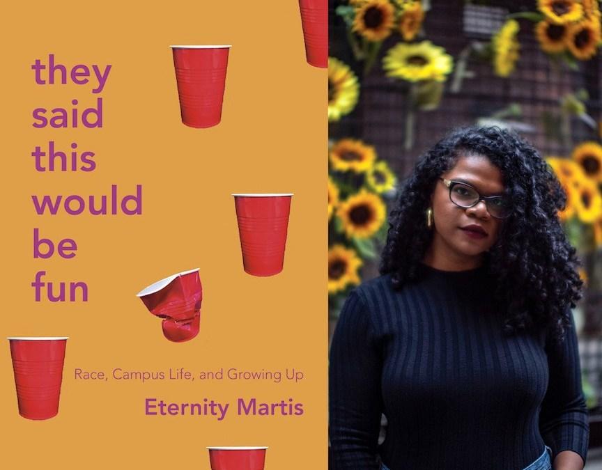 Literary Salon: In Conversation with memoirist, Eternity Martis
