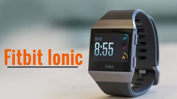Boost Your Fitness Resolutions with a Fitbit Ionic