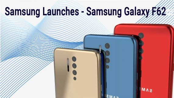Samsung Brings Out A New Product This Valentines -Galaxy F62