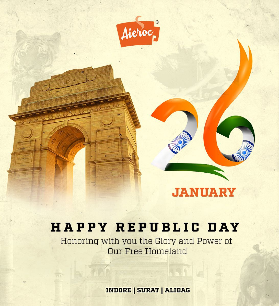 Republic Day Aieroc