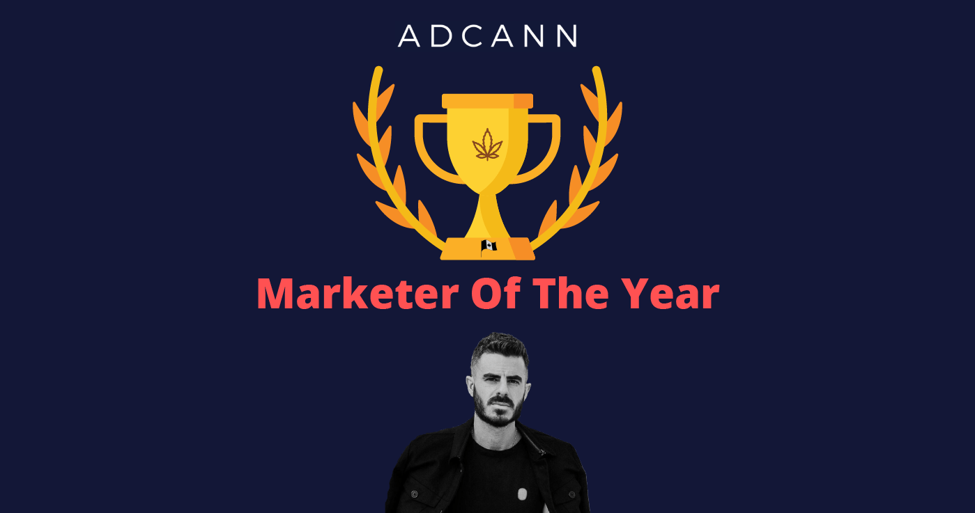 Marketer of the Year Josh Lyon
