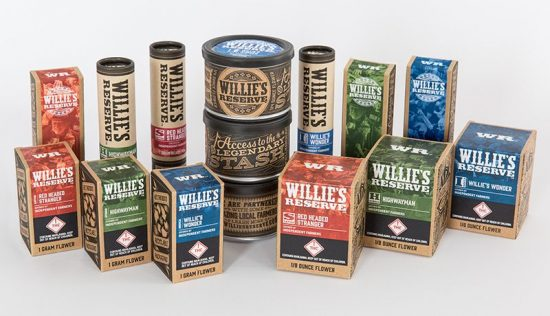Willies Reserve Cannabis