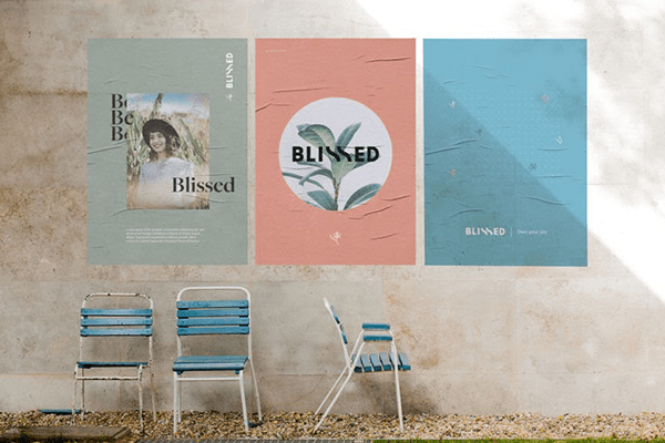 Blissed Cannabis Ad