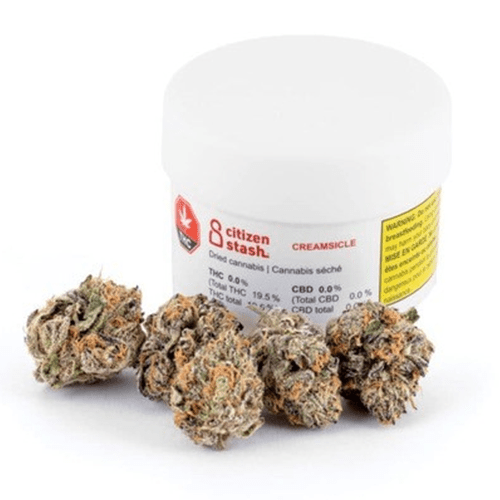 Canadian Cannabis Brands Citizen Stash
