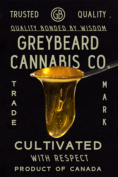 Greybeard Live Resin