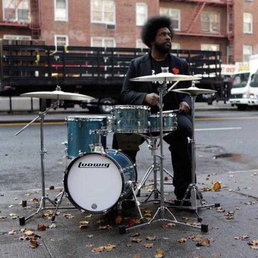 Ludwig Breakbeats Questlove Drum Kit 1