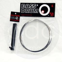 Bass Drum Port Hole & Cutter