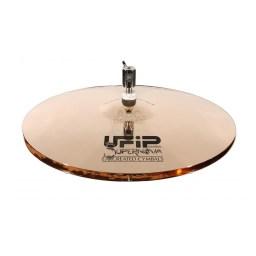 """UFIP Supernova 14"""" Hi-Hat Cymbals 1"""