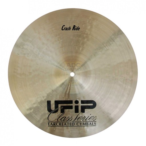 "UFIP Class 20"" Crash/Ride Cymbal 1"