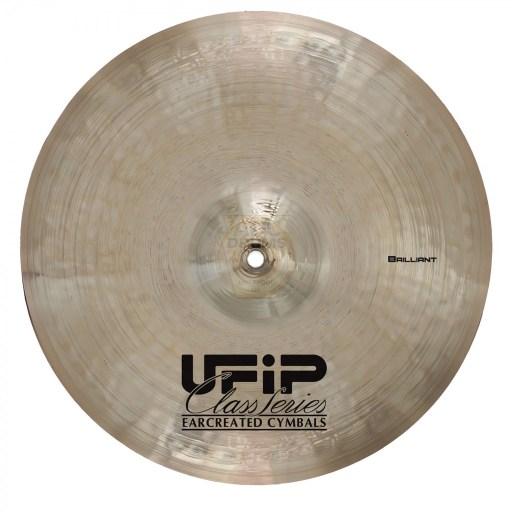"""UFIP Class Brilliant 16"""" Crash Cymbal 1"""