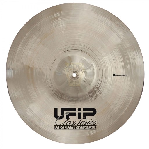 "UFIP Class Brilliant 21"" Ride Cymbal 1"