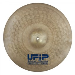 "UFIP Bionic 21"" Medium Ride Cymbal 3"
