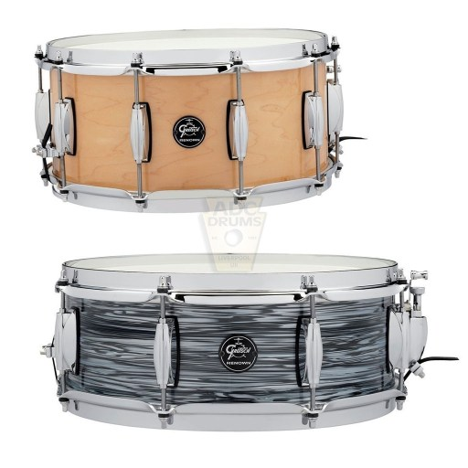 Gretsch Renown Maple Snare Drums 1