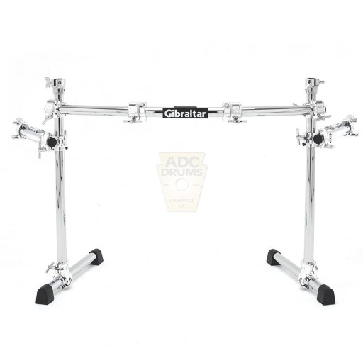 Gibraltar Chrome Series GCS375 Drum Rack 1