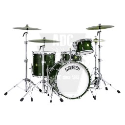 Gretsch_Broadkaster_Dark_emerald_Drum_Kit