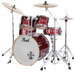 Pearl-Export-drum-kit-front