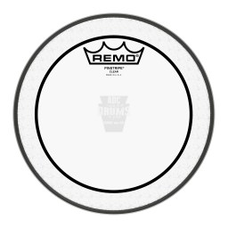 "Remo 30"" Clear Pinstripe Bass Drum Head"