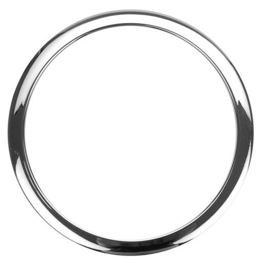 Chrome/Silver Port Hole