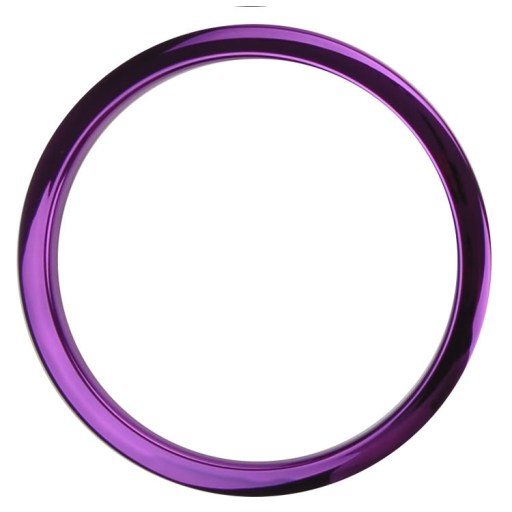 Purple Port Hole