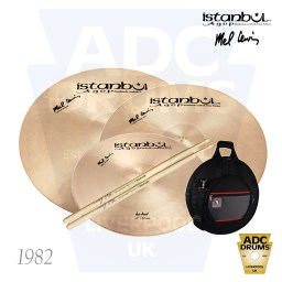 Istanbul Signature Mel Lewis 1982 Deluxe Cymbal Pack