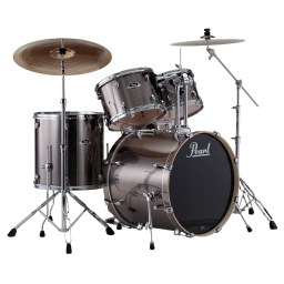 Pearl-Export-Drum-Kit-Rock-Smokey-Chrome-Side