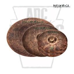 Istanbul Agop Signature Standard Cymbal Set