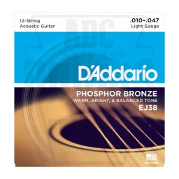 D'Addario Acoustic Guitar Strings
