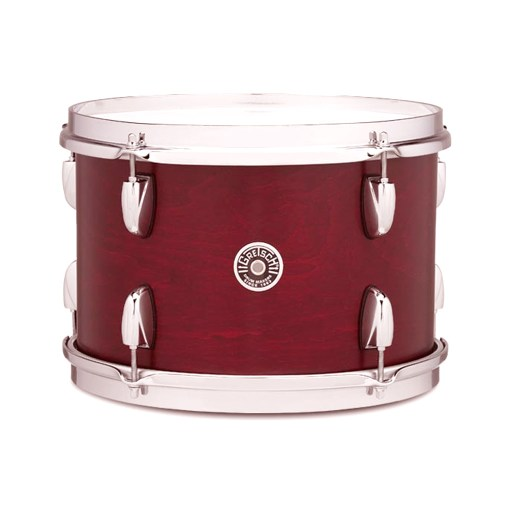Gretsch_Satin_Cherry_Red