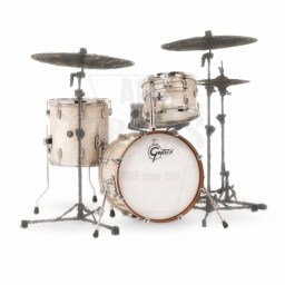 Gretsch Renown Maple J483 Be-Bop Vintage Pearl shell pack