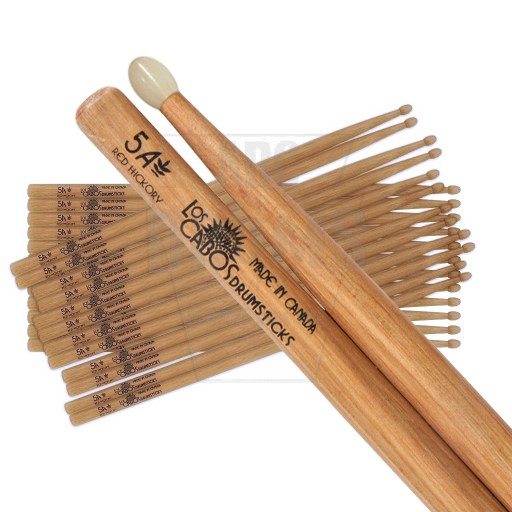 Los_Cabos_Red_Hickory_5A_NT_Sticks