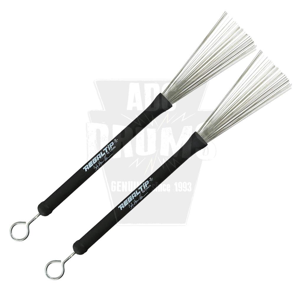 Regal Tip 596R Jeff Hamilton Signature Brushes NEW