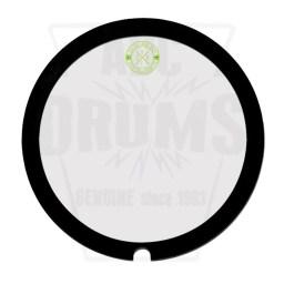 Big Fat Snare Drum Green Monster