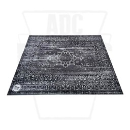 Drum n Base Grey Persian Rug