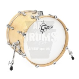 "Gretsch Renown Bass Drum: 18"" x 14"" in Gloss Natural"