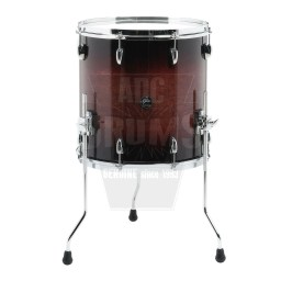 "Gretsch Renown Floor Tom: 16"" x 16"" in Cherry Burst"
