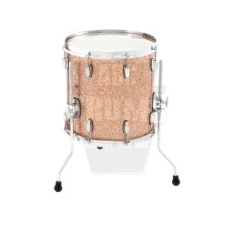 "Gretsch Renown Floor Tom: 16"" x 16"" in Copper Premium Sparkle"