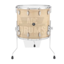 "Gretsch Renown Floor Tom: 16"" x 16"" in Gloss Natural"