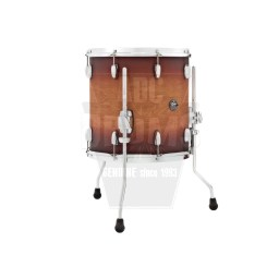 "Gretsch Renown Floor Tom: 16"" x 16"" in Satin Tobacco Burst"