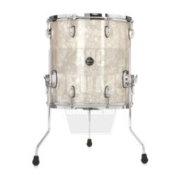 "Gretsch Renown Floor Tom: 16"" x 16"" in Vintage Pearl"