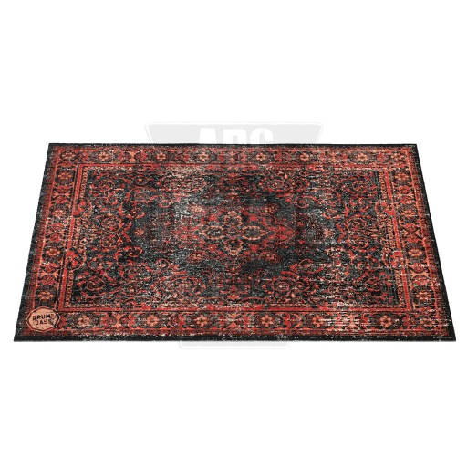 DRUMnBASE_Vintage_Persian_Red_Stage_Mat