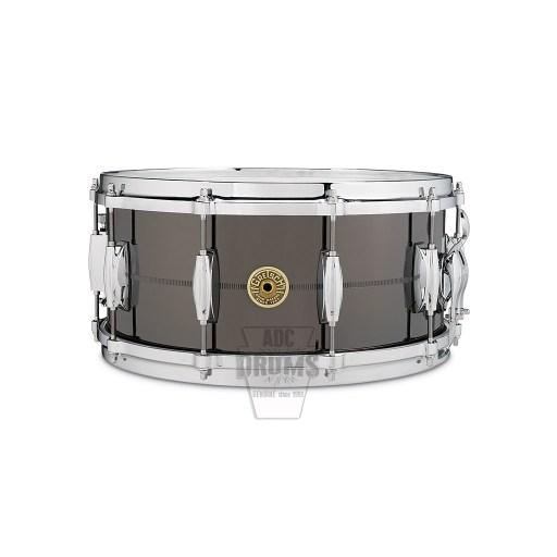 Gretsch USA Solid Steel 14x6.5-Snare-Drum